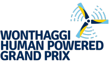 Wonthaggi Human Powered Grand Prix Logo