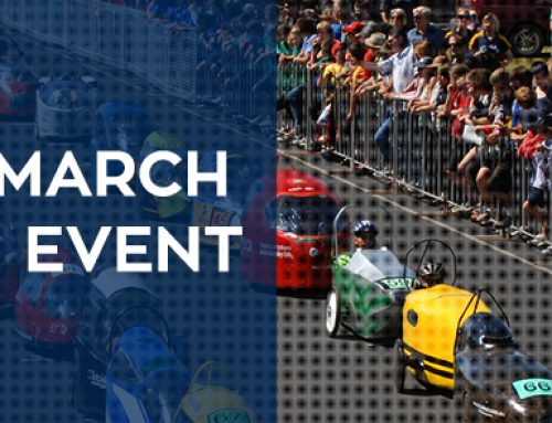 Update: No March 2021 Event, new event personnel needed